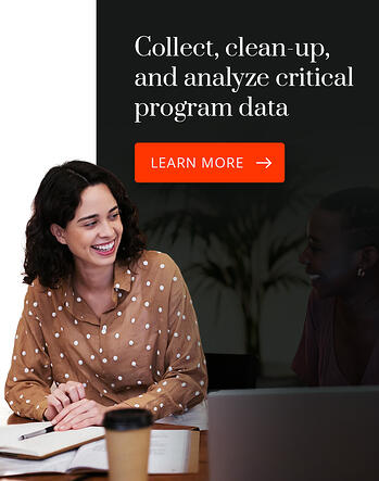 Collect, clean-up, and analyze critical program data